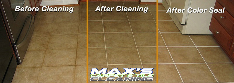 Grout Color Sealing Max S Carpet And Tile Cleaning